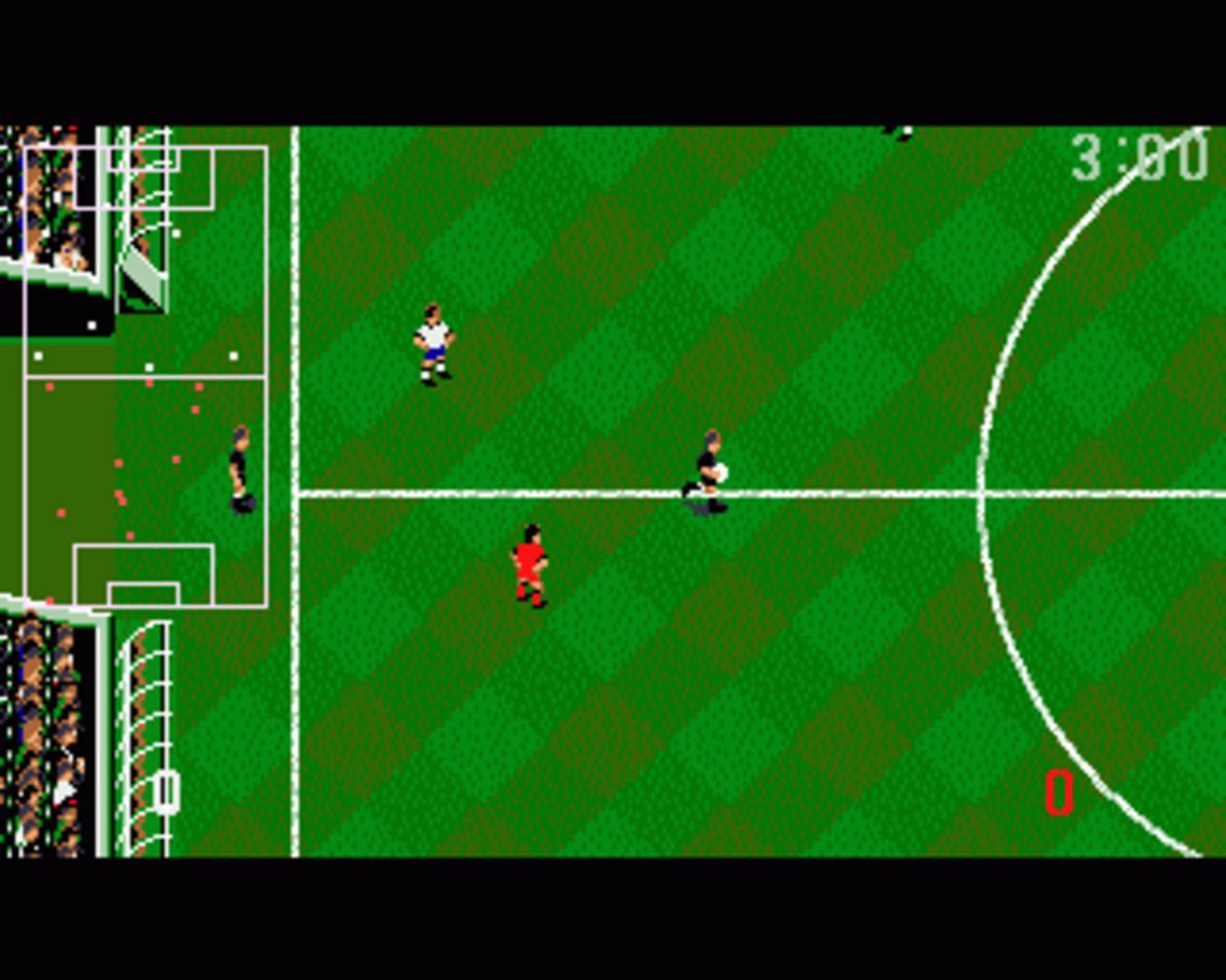 World Cup USA '94 - Screenshot 1