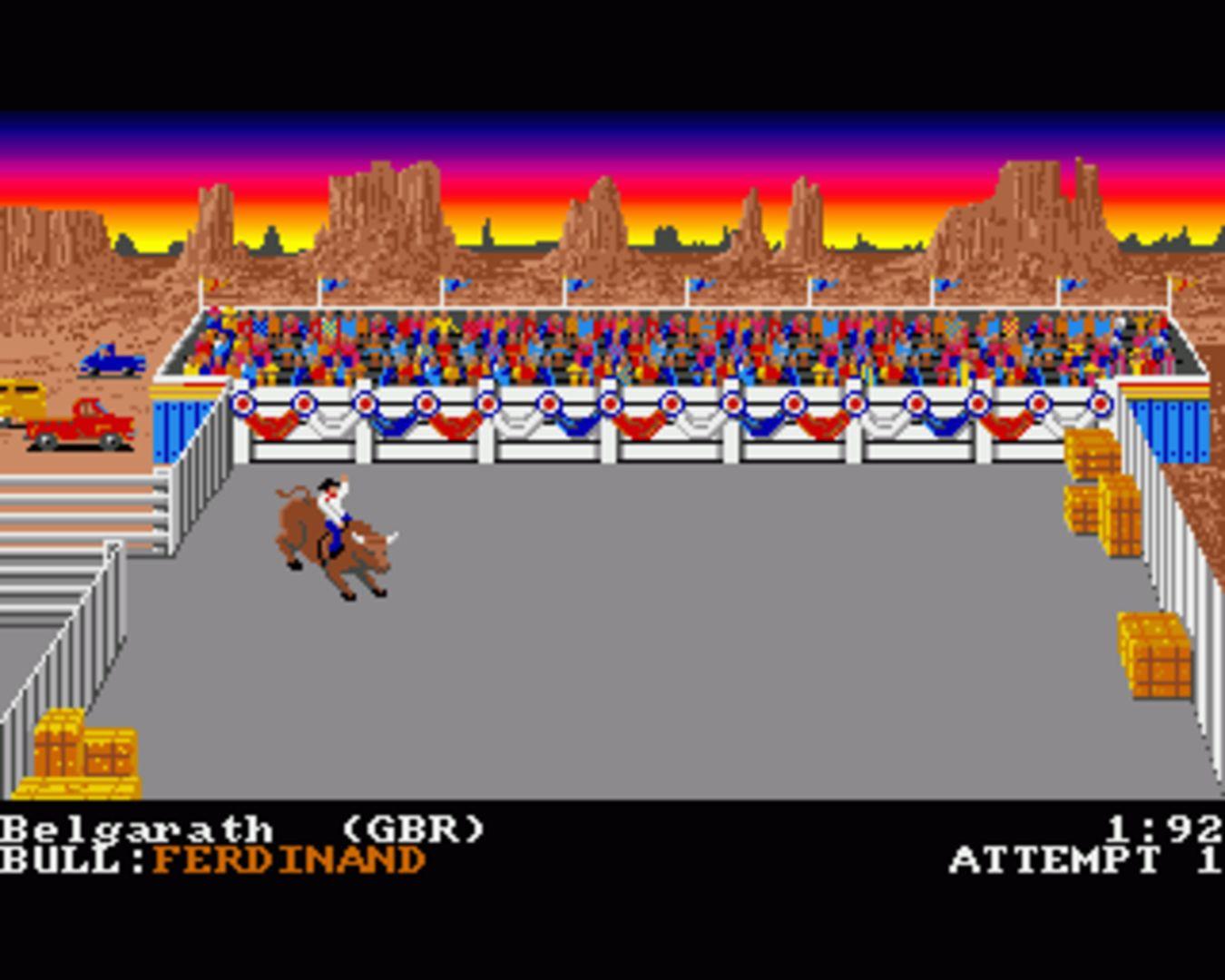 World Games - Screenshot 1