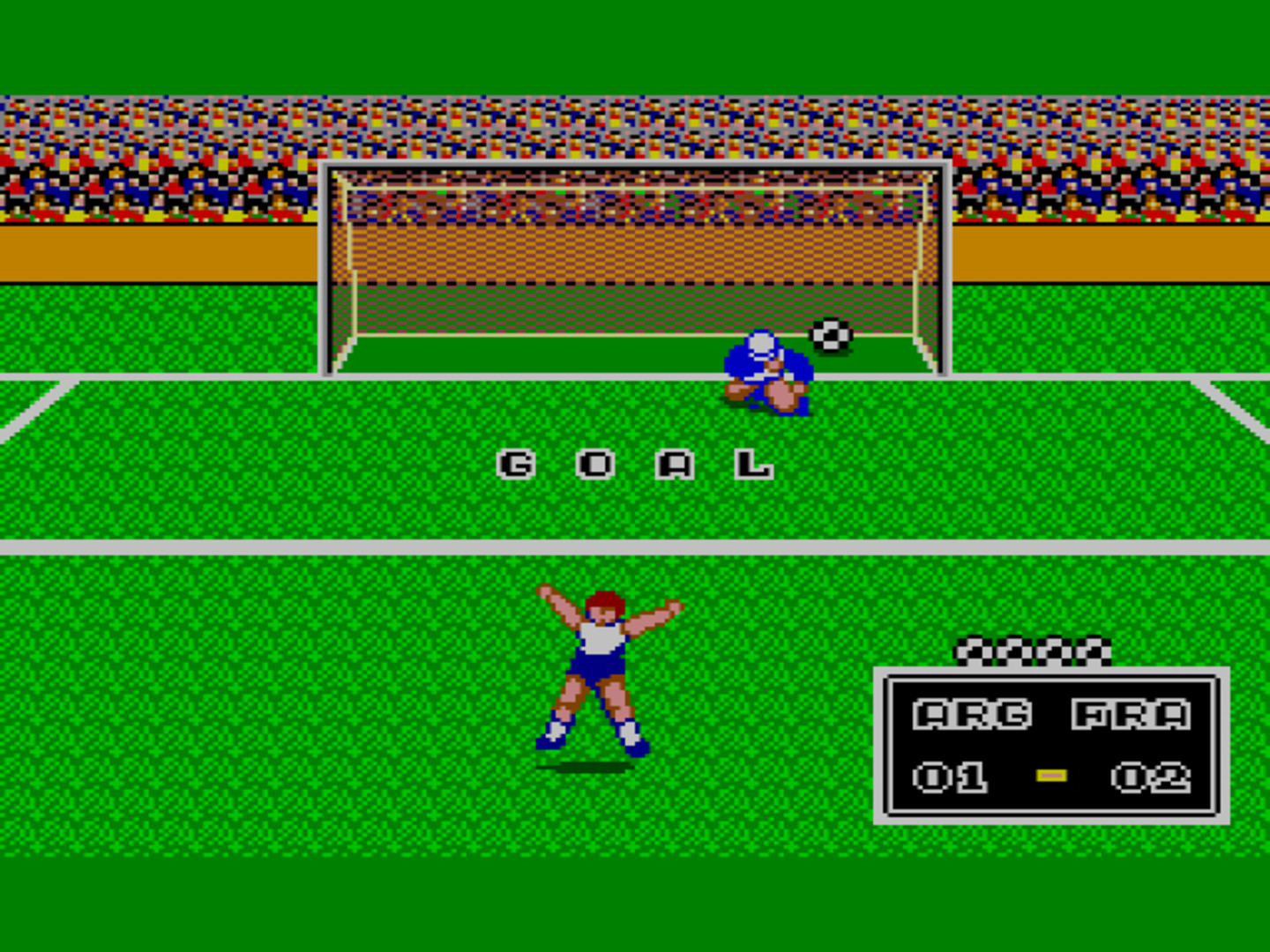 World Soccer - Screenshot 2