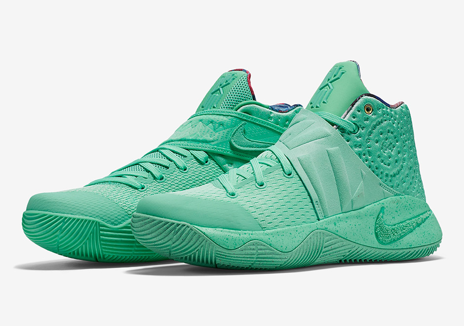 """Nike Kyrie 2 """"What The"""" Release Date"""
