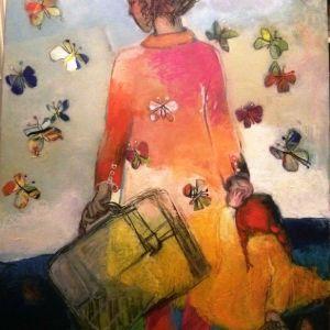 Oeuvre de: Michèle Baron