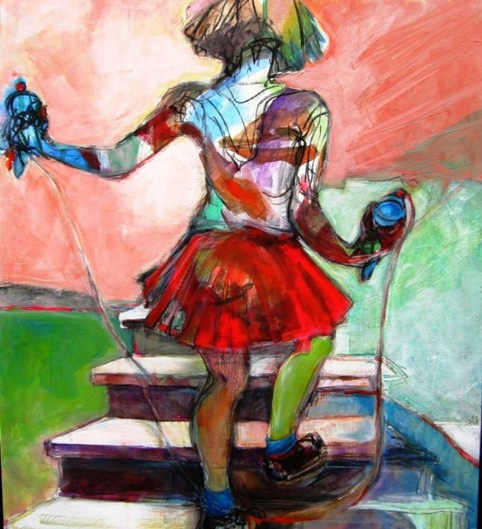 Oeuvre de Michèle Baron