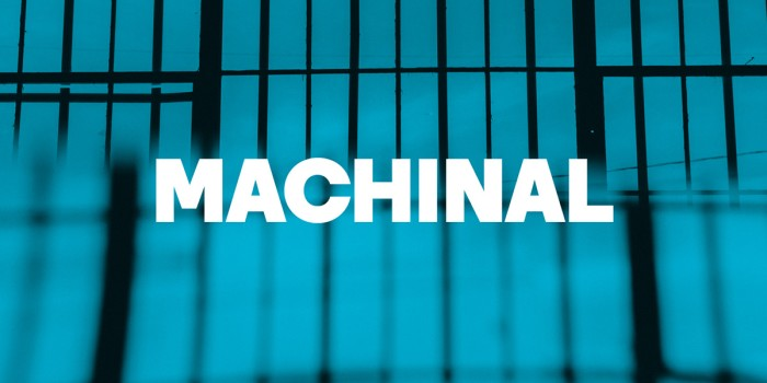 Machinal at Almeida Theatre