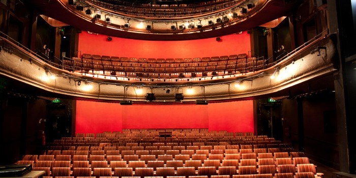 The Royal Court's Jerwood Theatre Downstairs