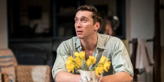 Ben Batt (George) in The York Realist at the Donmar Warehouse (Photo: Johan Persson)
