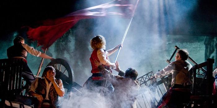 Les Misérables will tour the UK and Ireland (Photo: Michael Le Poer)