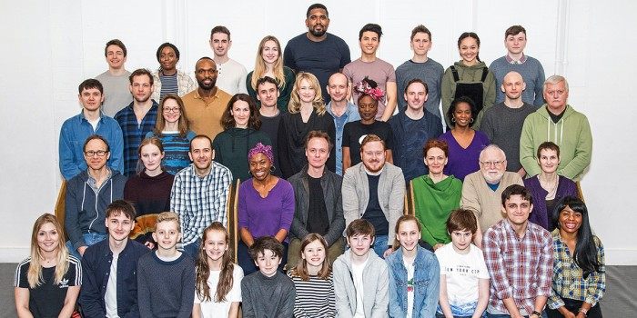 The 2018 cast of Harry Potter And The Cursed Child