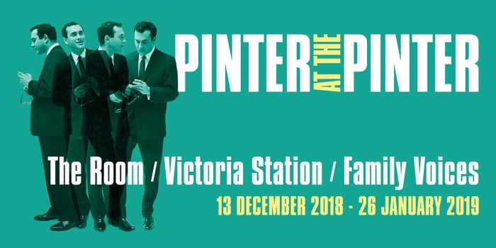 The Room/Victoria Station/Family Voices at Harold Pinter Theatre