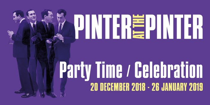 Party Time/Celebration at Harold Pinter Theatre