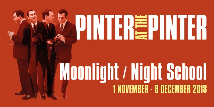 Moonlight/Night School at Harold Pinter Theatre