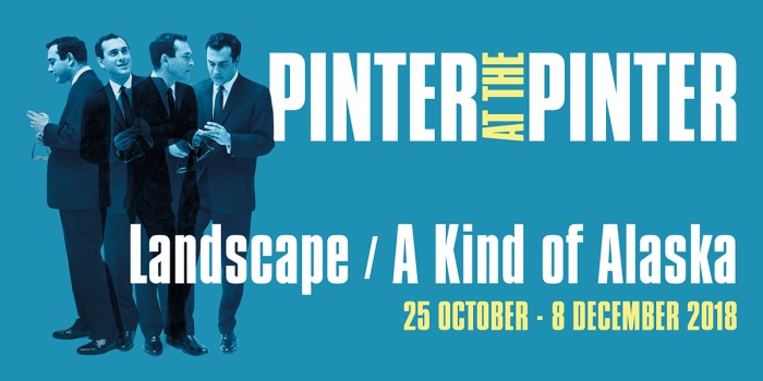Landscape/A Kind Of Alaska at Harold Pinter Theatre