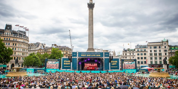 West End LIVE 2018 (Photo: Pamela Raith)