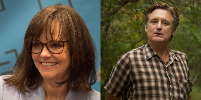Sally Field and Bill Pullman