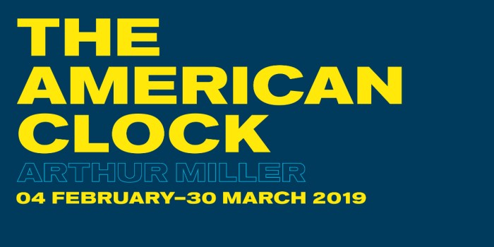 The American Clock at The Old Vic