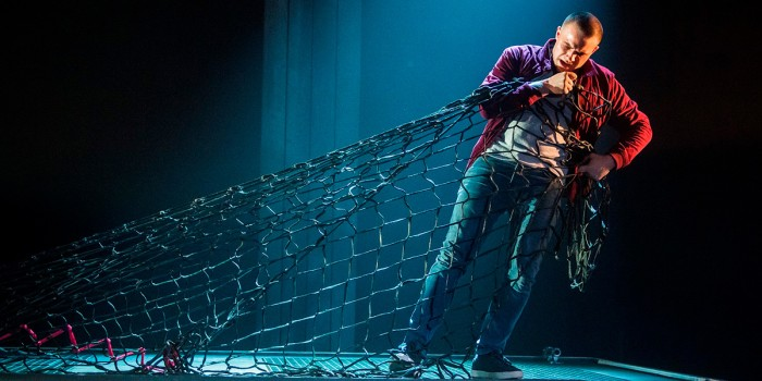 The Unreturning at Theatre Royal Stratford East (Photo: Tristram Kenton)