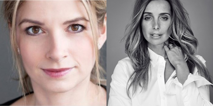 Caroline Sheen will temporarily cover Louise and play the role of Violet in 9-5 The Musical.