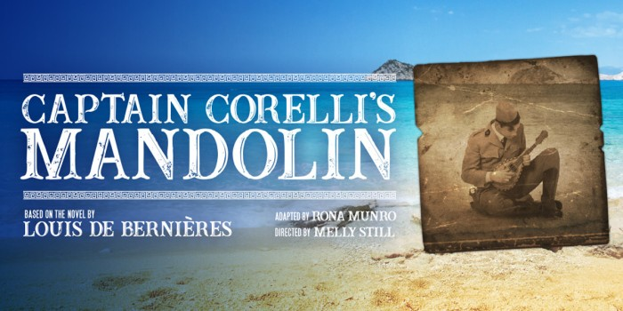 Captain Corelli's Mandolin tickets at Rose Theatre Kingston