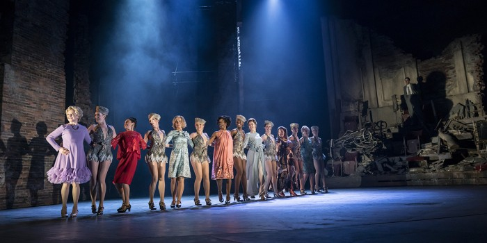 FOLLIES 2019 National Theatre (c) Johan Persson