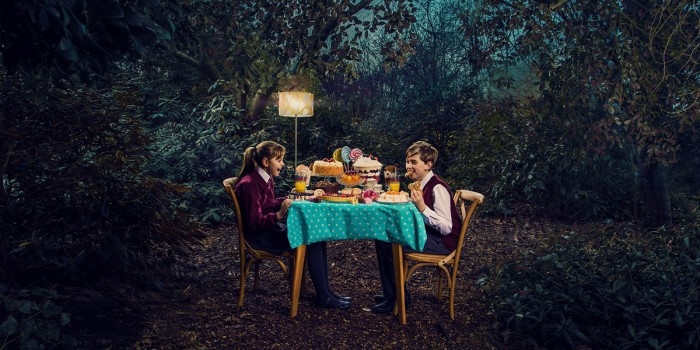 Hansel And Gretel at Regent's Park Open Air Theatre (Photo: FeastCreative)