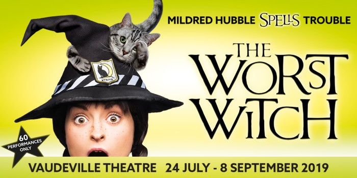 The Worst Witch at the Vaudeville Theatre
