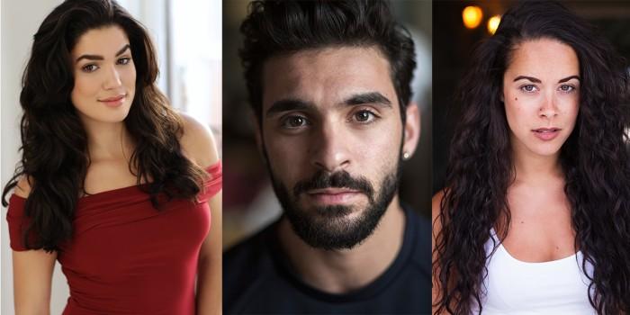 Christie Prades/ Philippa Stefani will play Gloria Estefan. George Ioannides will play Emilio.