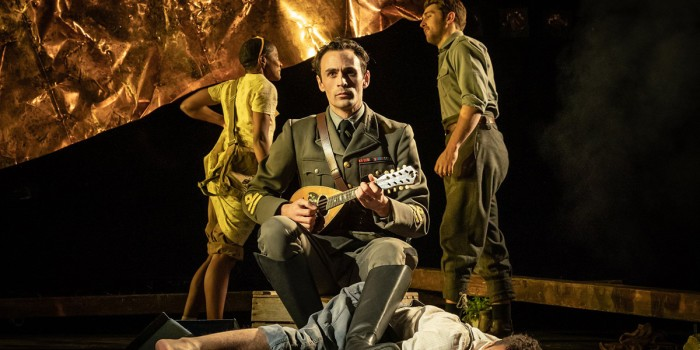 Captain Corelli's Mandolin in the West End
