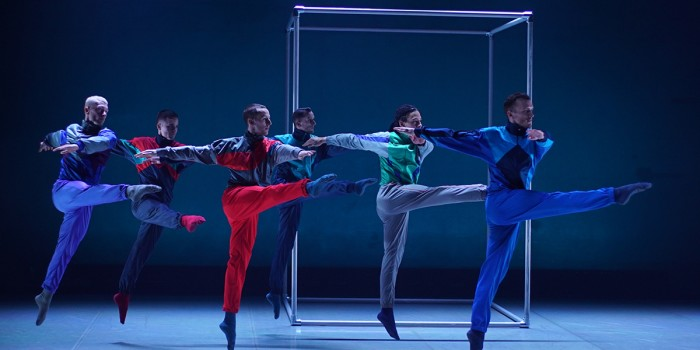 Balletboyz - Them/Us in the West End (Photo: George Piper)