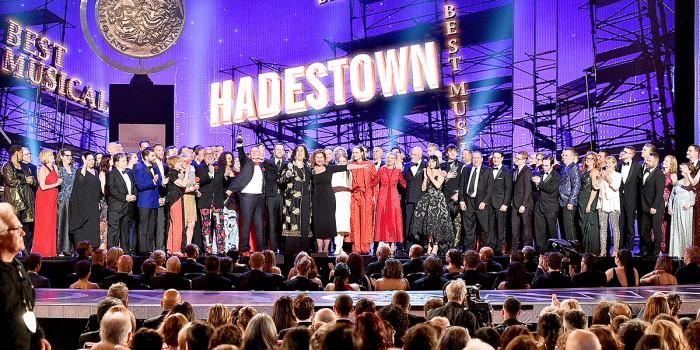 Hadestown at the Tony Awards 2019