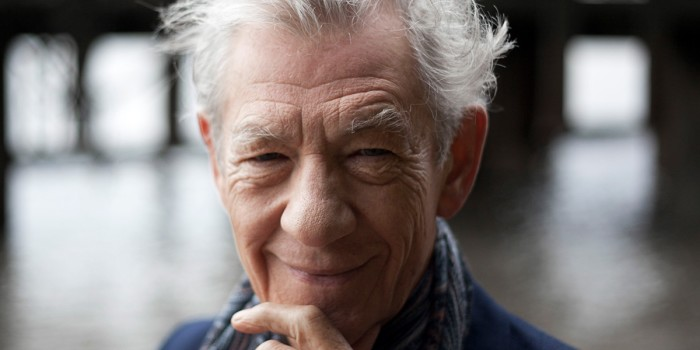 Sir Ian McKellen announces Ian McKellen On Stage