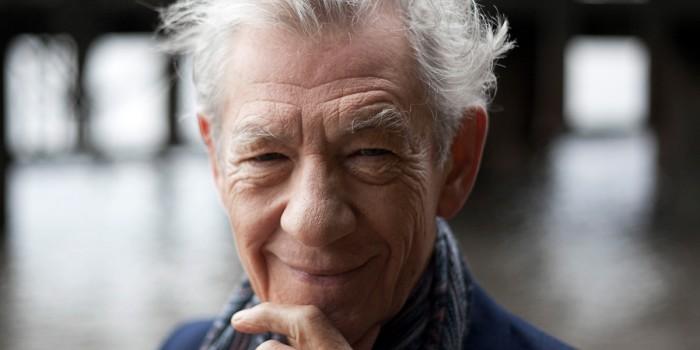 Sir Ian McKellen announces Ian McKellen On Stage