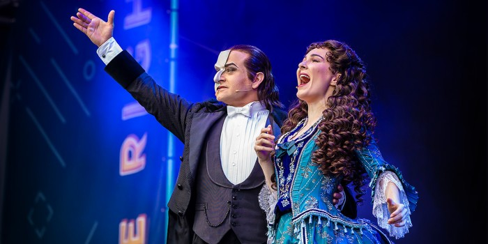 The Phantom Of The Opera at West End LIVE 2019 (Photo: Pamela Raith)