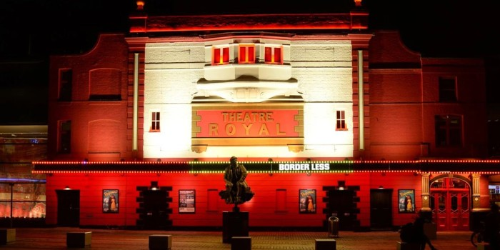 stratford east theatre