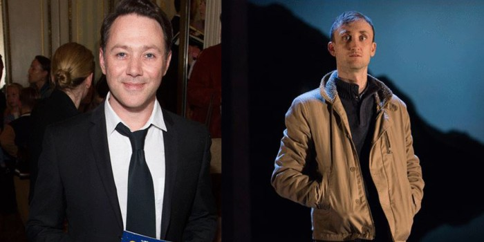 Reece Shearsmith and Tom Brooke will star in A Very Expensive Poison at The Old Vic.