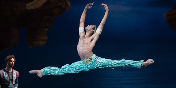English National Ballet's Le Corsaire