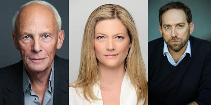 The Exorcist cast includes BAFTA Award Winner, Paul Nicholas, Sophie Ward and Ben Caplan.