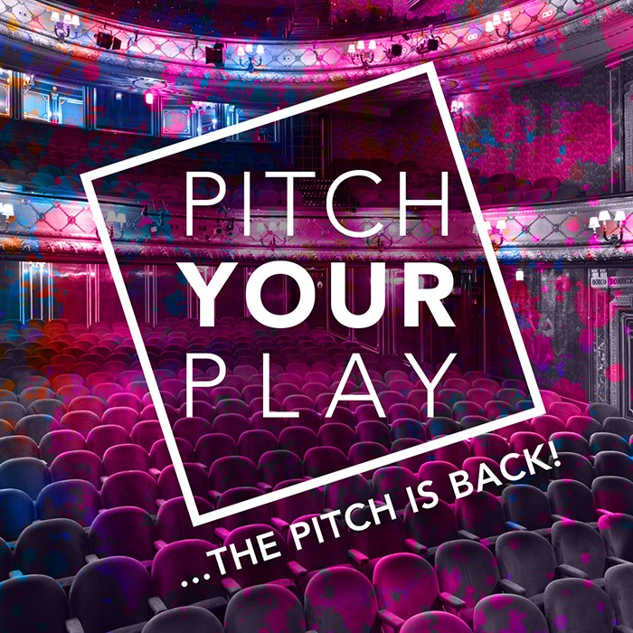 Pitch Your Play at Theatre Royal Haymarket