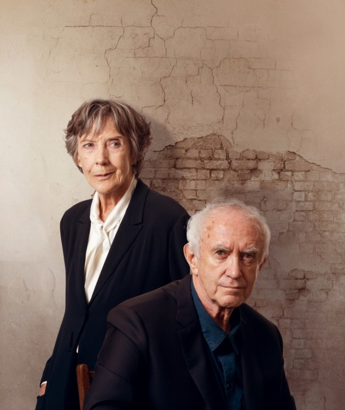 Eileen Atkins and Jonathan Pryce will star in The Height Of The Storm (Photo: Hugo Glendinning)