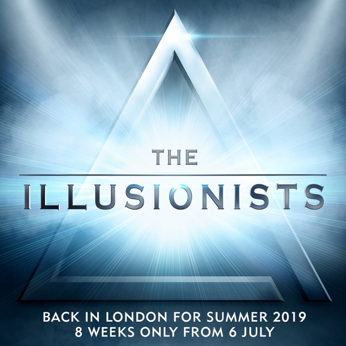 The Illusionists return to the West End