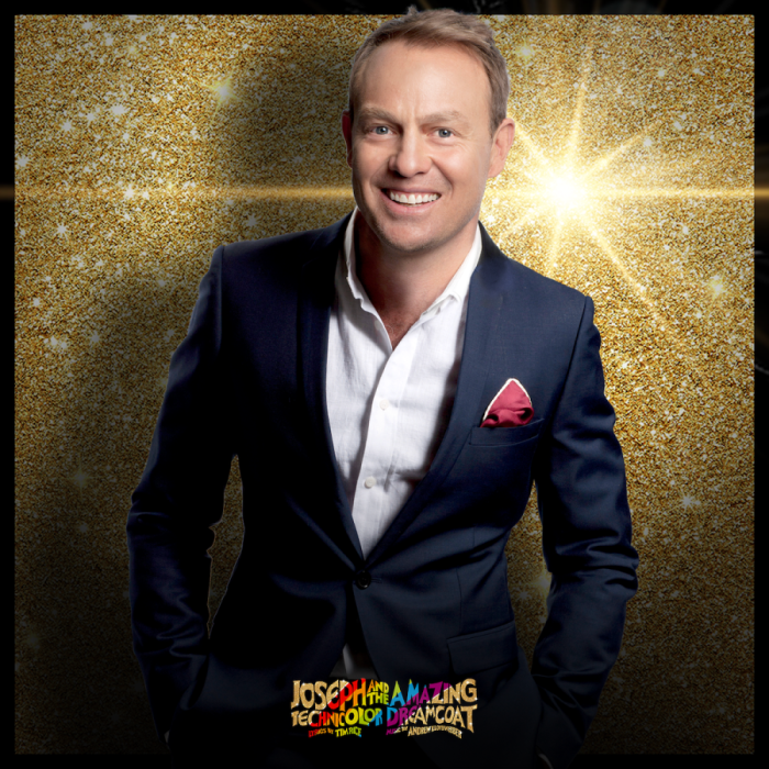 Jason Donovan announced as Pharaoh in Joseph and the Amazing Technicolor Dreamcoat