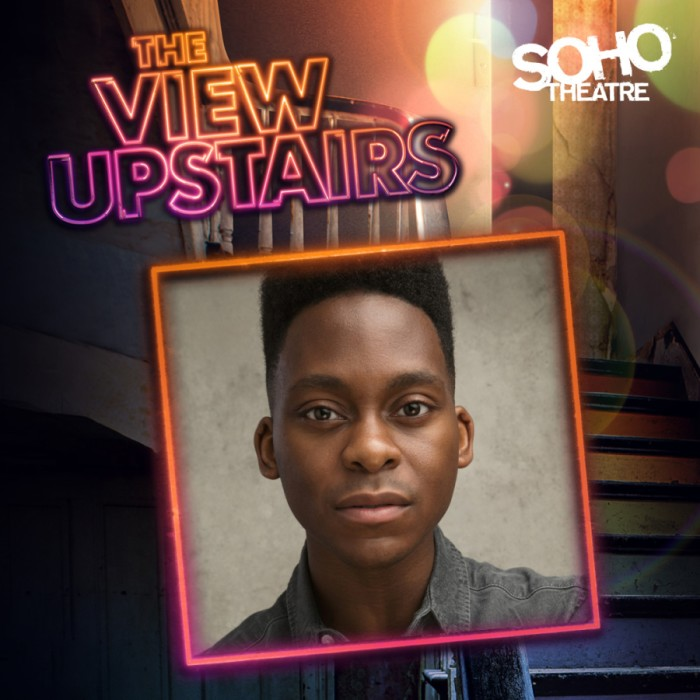 Tyrone Huntley will star in The View Upstairs