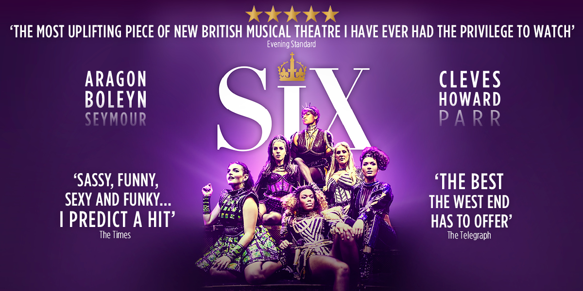 Six The Musical (2018)