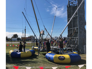 Power Bungee 3 Station