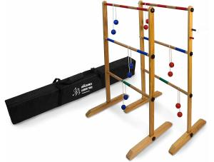Wooden Ladder Ball Set