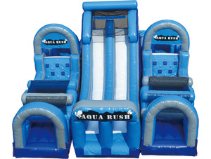 Aqua Rush Obstacle