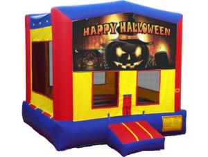 Jack-O-lantern Bounce