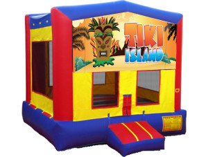 Tiki Island Bounce