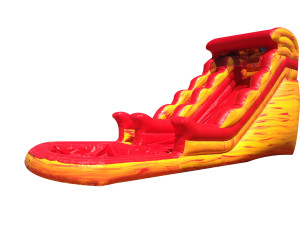 18' Fire Wave Slide - $330.00