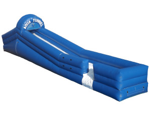 Aqua Tunnel Slip N' Slide- $225.00 INCLUDING DELIVERY, SETUP, & PICKUP for a 24 hour reservation.