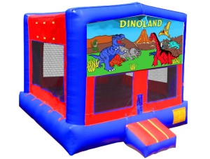 Dinoland Bounce