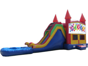It's a Party Jump & Slide